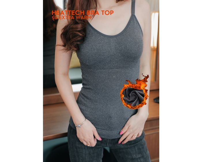 1012 Heattech Bra Top รุ่น Extra warm