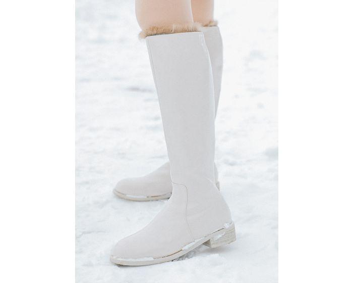 1039 Under knee boots
