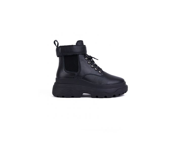 1049 Ankle Strap Boots