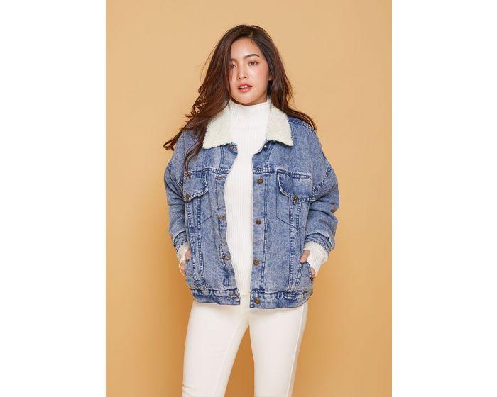 253 Jacket Jean & Wool