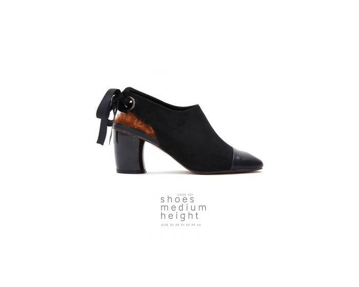 331 Shoes Medium Height