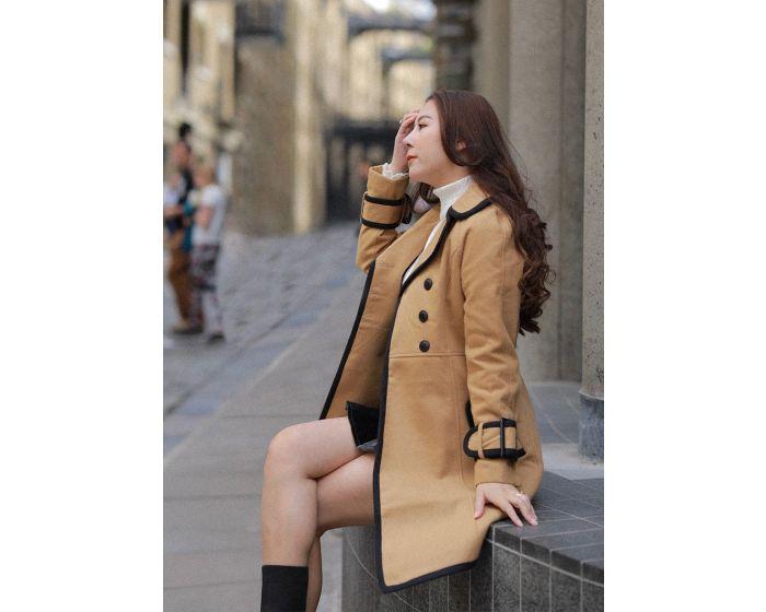 455 Long coat noble style