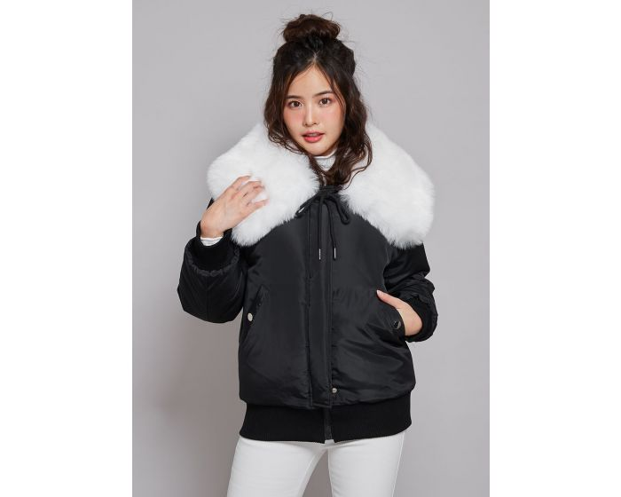 496 Down Jacket Bomber 2 in 1
