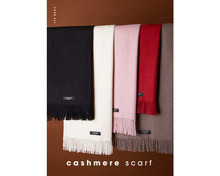 547 Cashmere Scarf