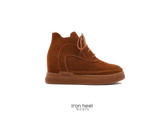596 Iron heel boots