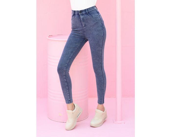 704 Kha Leg Jeans