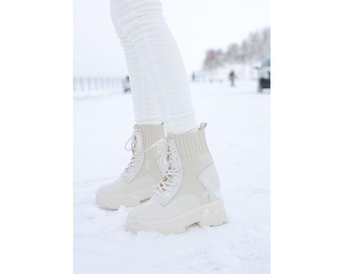 909 Winter & Snow Platform Boots