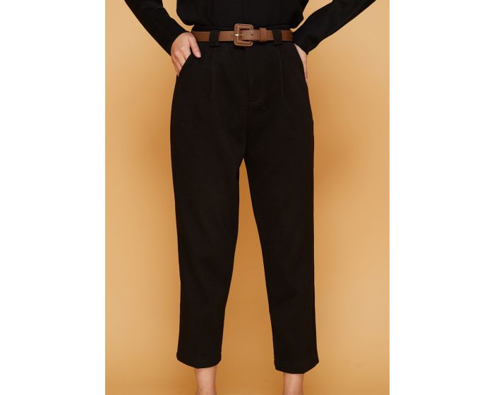 955 Winter Minimal pant with belt
