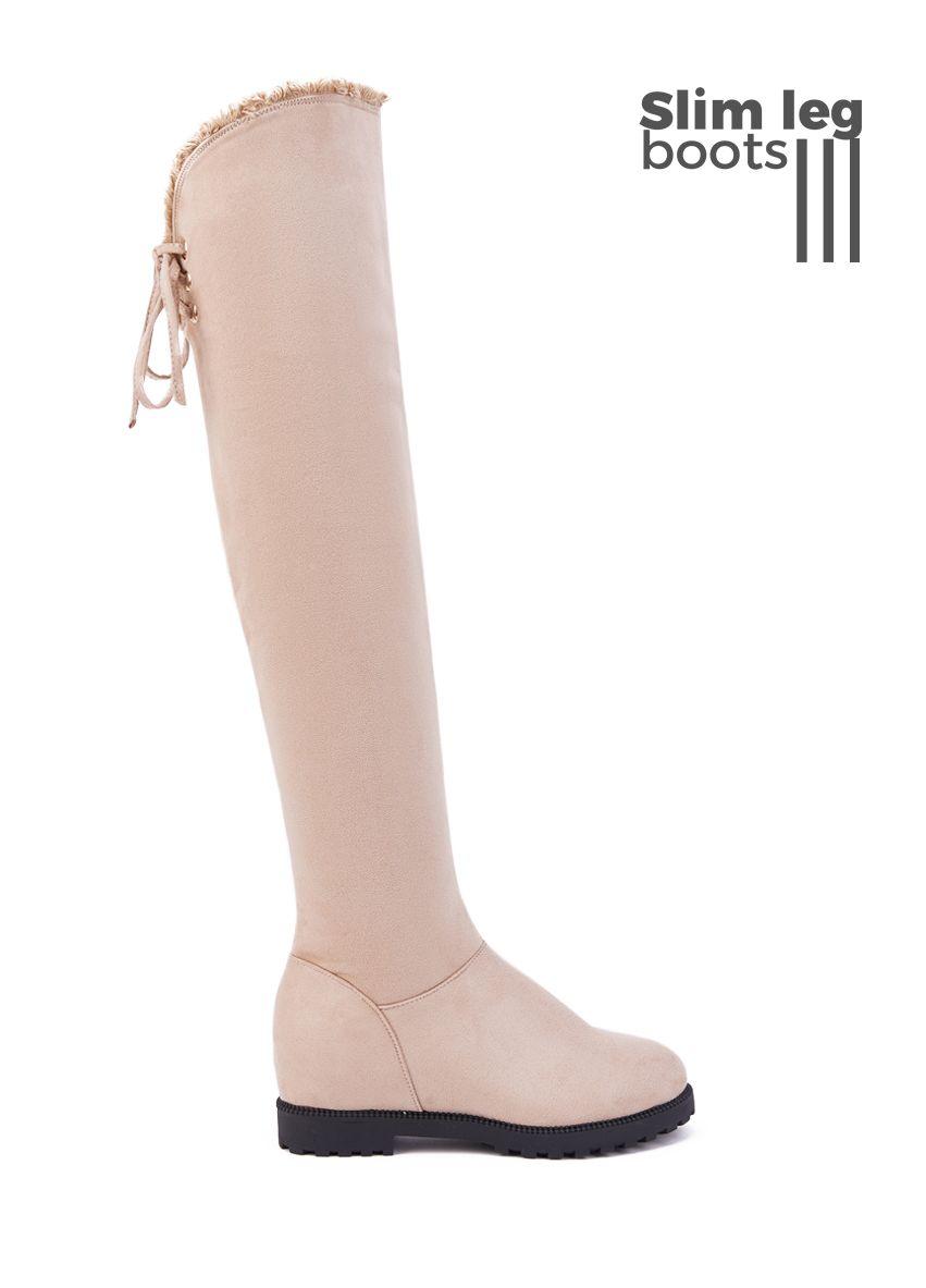 534 Slim leg boots III
