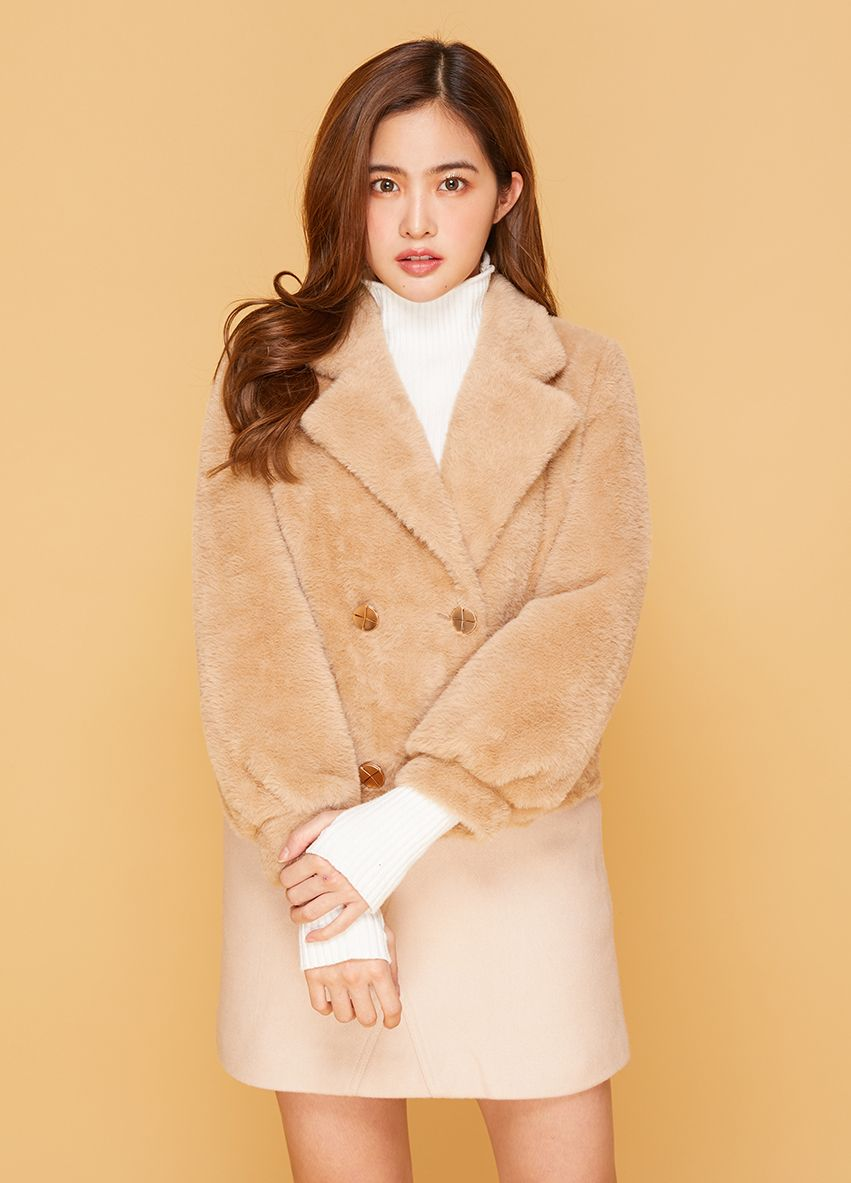 653 Jacket Soft Touch