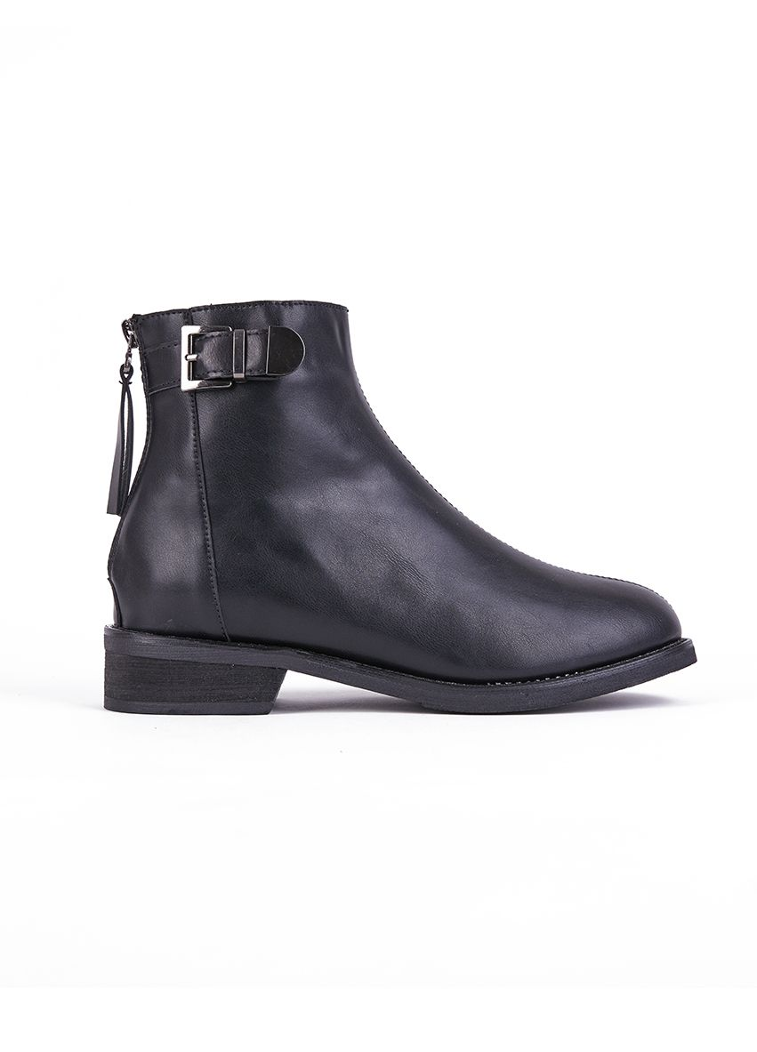 713 Low heel Ankle Boots